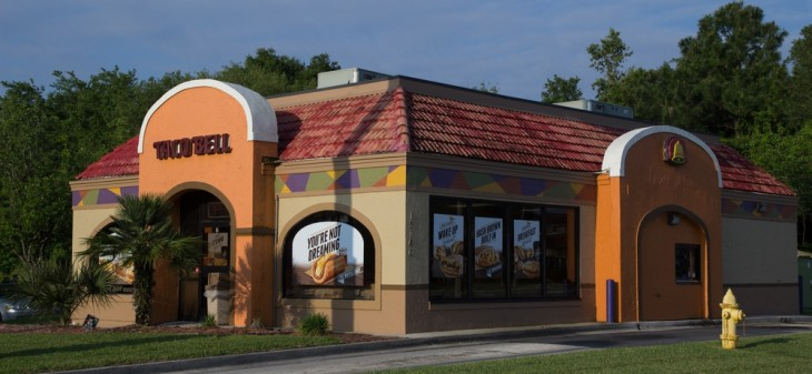 Taco Bell's mobile apps now let you order and pay ahead of collection