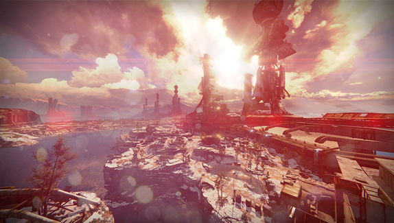 How the design team behind 'Destiny' built their immersive worlds