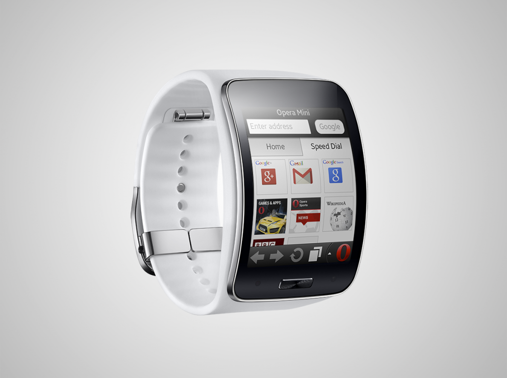 Opera Mini: Browse the Web on Samsung Gear S