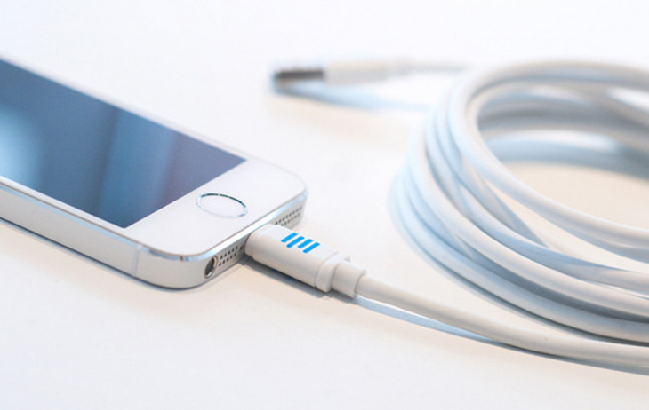 Get 52% off this 10ft Apple-certified MFi Lightning Cable