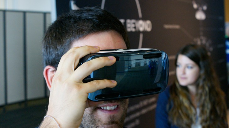 Samsung sets its sights beyond 'Gear VR' with ambitious new headset