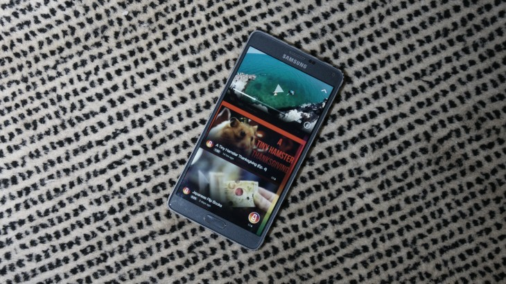 Samsung's new Milk Video app is a curated list of the best videos on the web