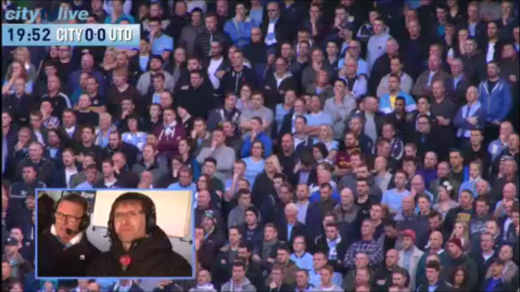 During matches, City TV Live shows commentary and fan reaction.