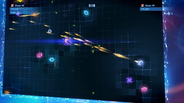Geometry Wars 3 brings back retro-cool addictive gameplay