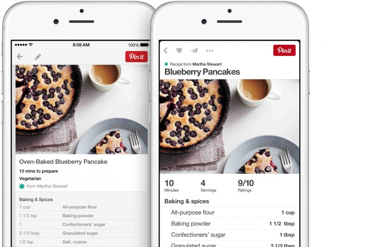 Pinterest for iPhone gets design refresh, quicker load times