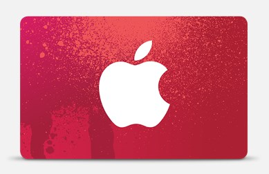 Apple (RED) Gift Card