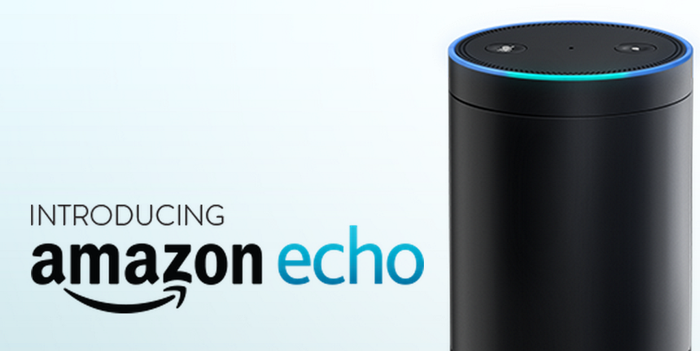 Amazon introduces Echo, a voice-controlled assistant for your home