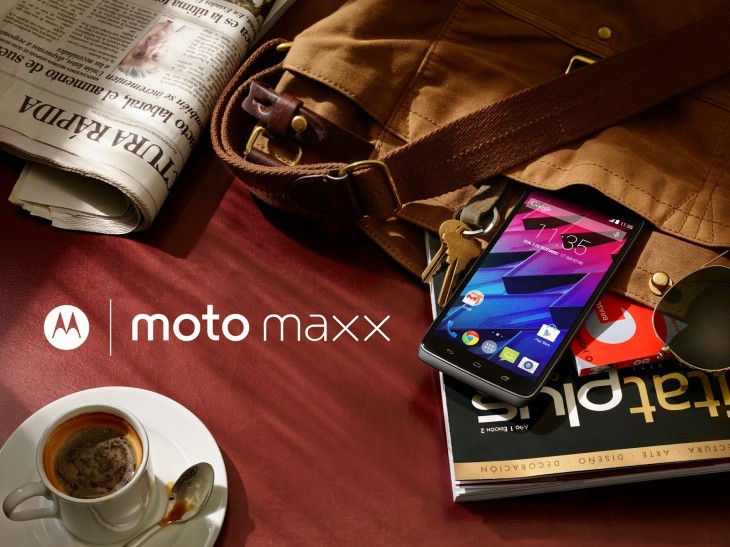 Motorola starts selling the Moto Maxx in Brazil, a Droid Turbo for Latin America