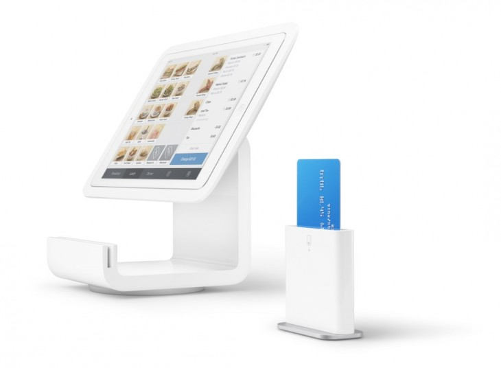 Chip Card Accessory for Square Stand