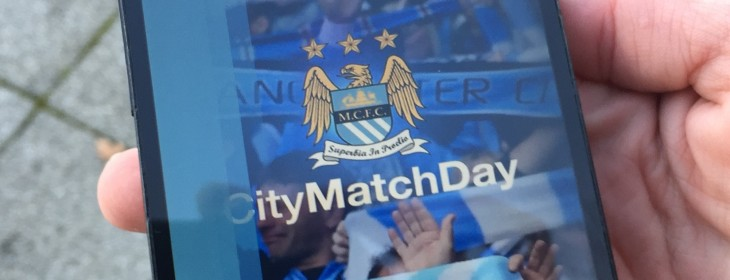 Behind the scenes of Manchester City FC's ambitious new MatchDay app