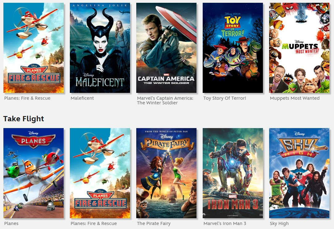 Official ios and android app launched join the hunt now - Disney Movies Anywhere