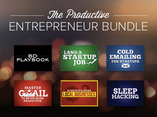 Entrepreneur bundle