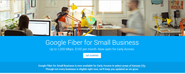 Google Fiber for Small Business comes to Provo and expands across Kansas City