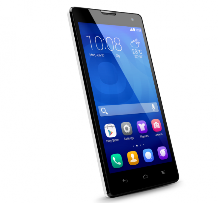 Huawei-made Honor 3C Android smartphone launches with 5-inch display and £110 retail price