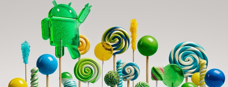 Android Lollipop is now rolling out for Nexus devices