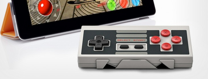 Get 25% off the retro NES30 Bluetooth game controller