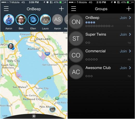 OnBeep Onyx App