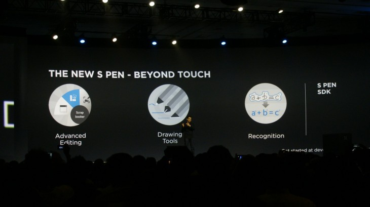 Samsung announces new Advanced S Pen