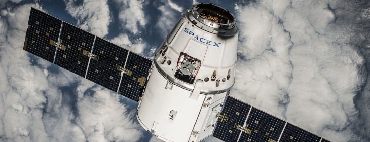 It's official: Google has invested in SpaceX as part of a new $1 billion round