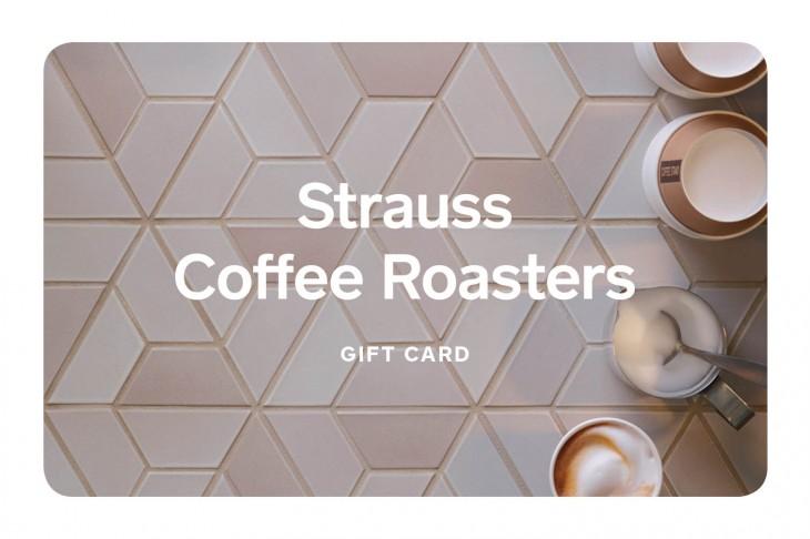 StraussCoffeeRoastersGiftCard