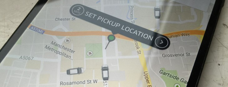 Uber denies it shows fake cars in app to trick customers