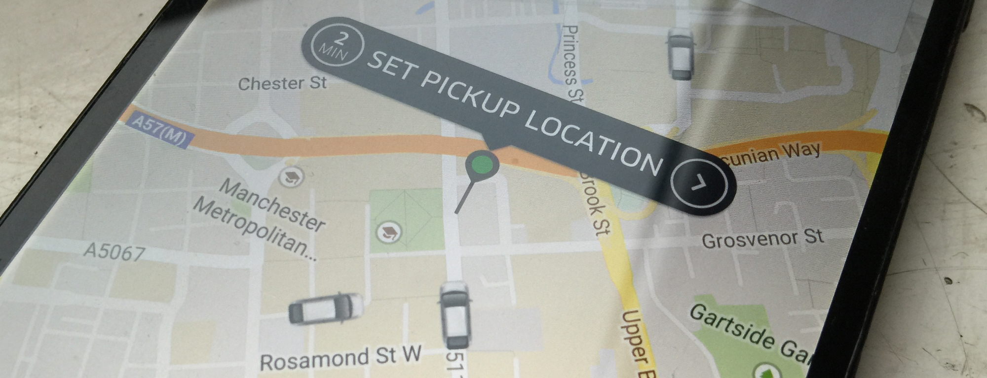 Uber Signs Deal With City Of Boston To Share Ride Data