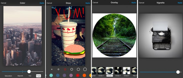 Aviary's Photo Editor app gets its first update under Adobe — and it's worth up to $200 ...