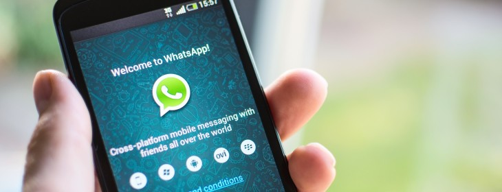 WhatsApp adds encryption features to its messaging service