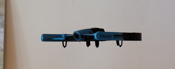 Hands-on with Parrot's fun new $499 Bebop Drone