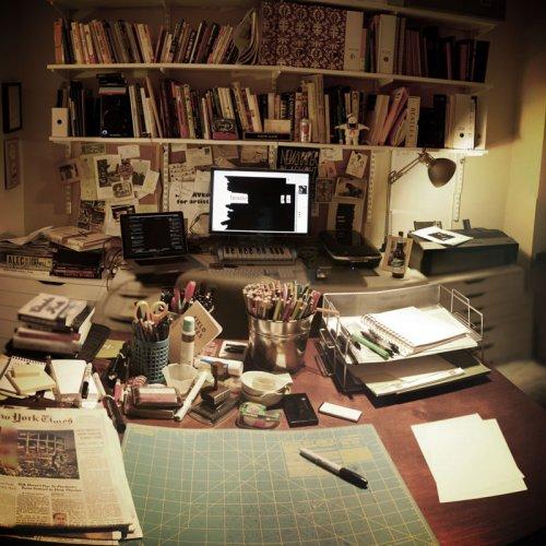 crew-desk