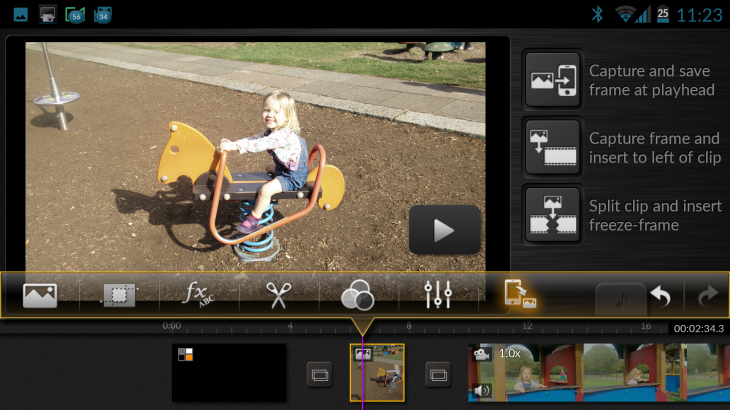 The Best Video-Editing App for Android