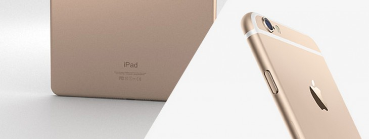 Your last chance to win a gold iPhone 6 and iPad Air 2