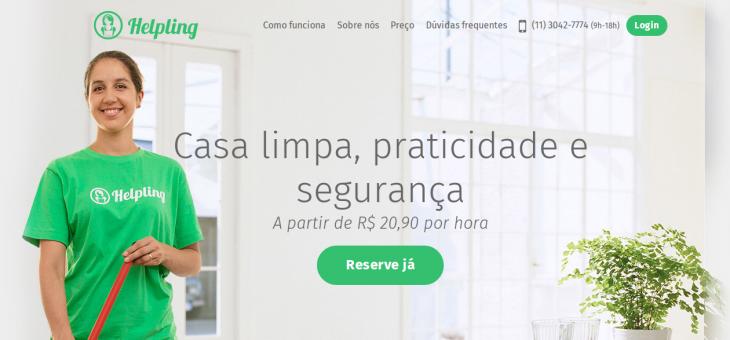 helpling brasil