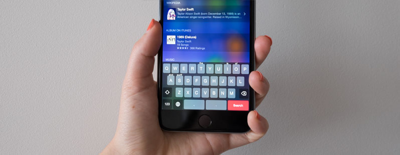 Crimson Keyboard: A Clever New Way of Typing on iOS