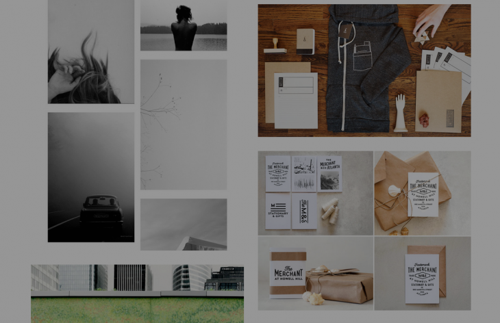 How (and when) to design a mood board