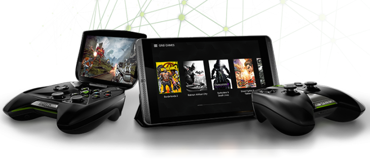 Nvidia to launch its Grid game streaming service on November 18, but only for Shield devices
