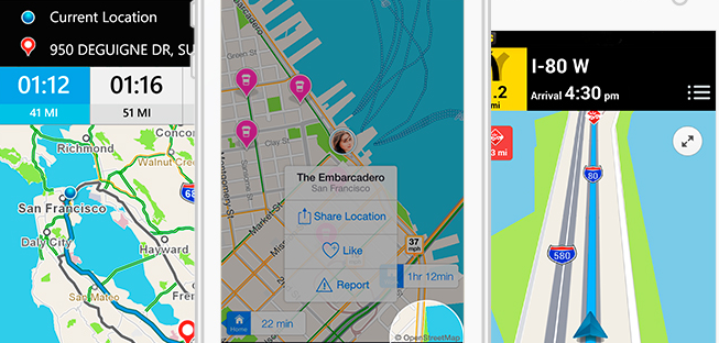 Telenav's Scout GPS navigation app goes social with real-time location sharing, group chat and ...