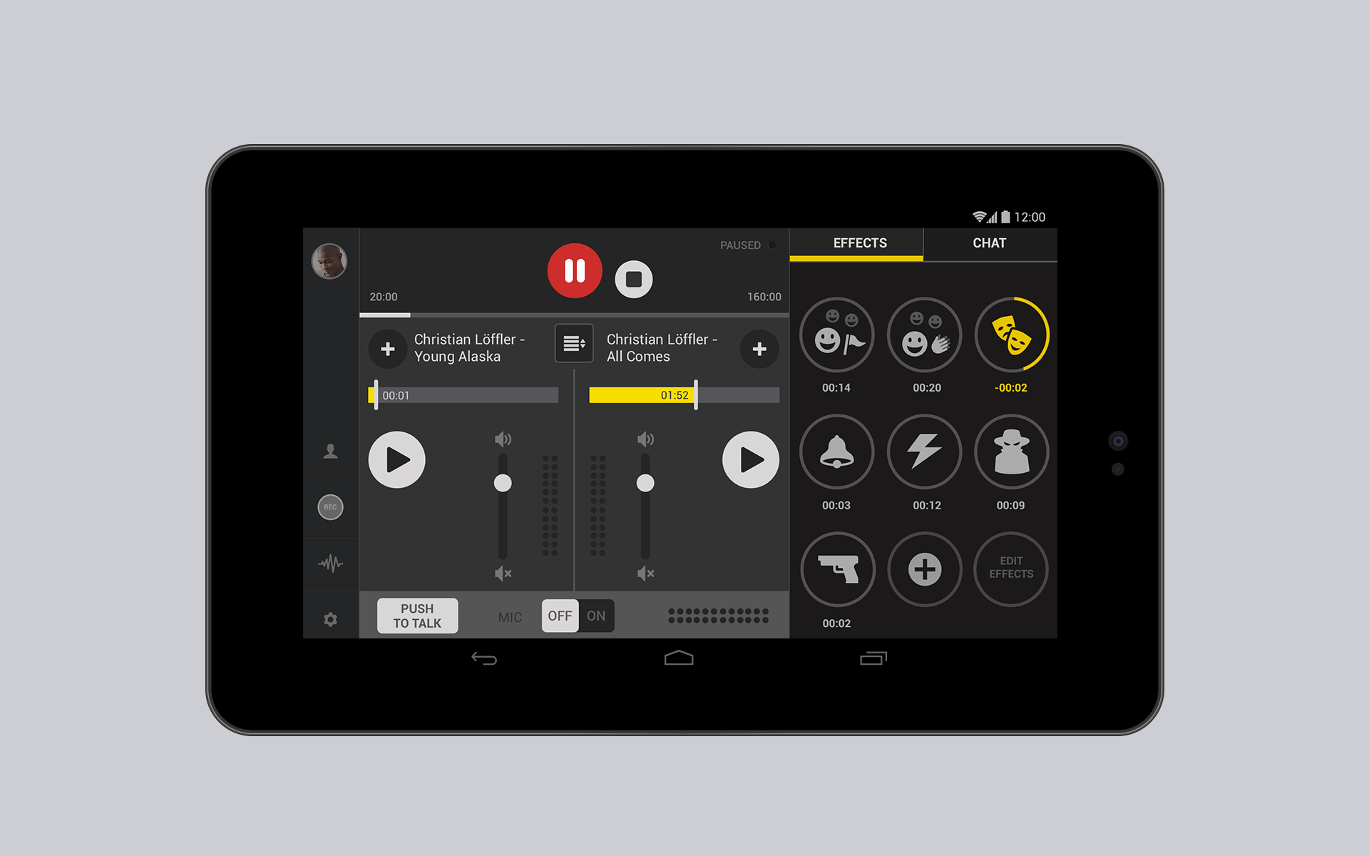 Spreaker Studio: Broadcast Live From Your Android Device