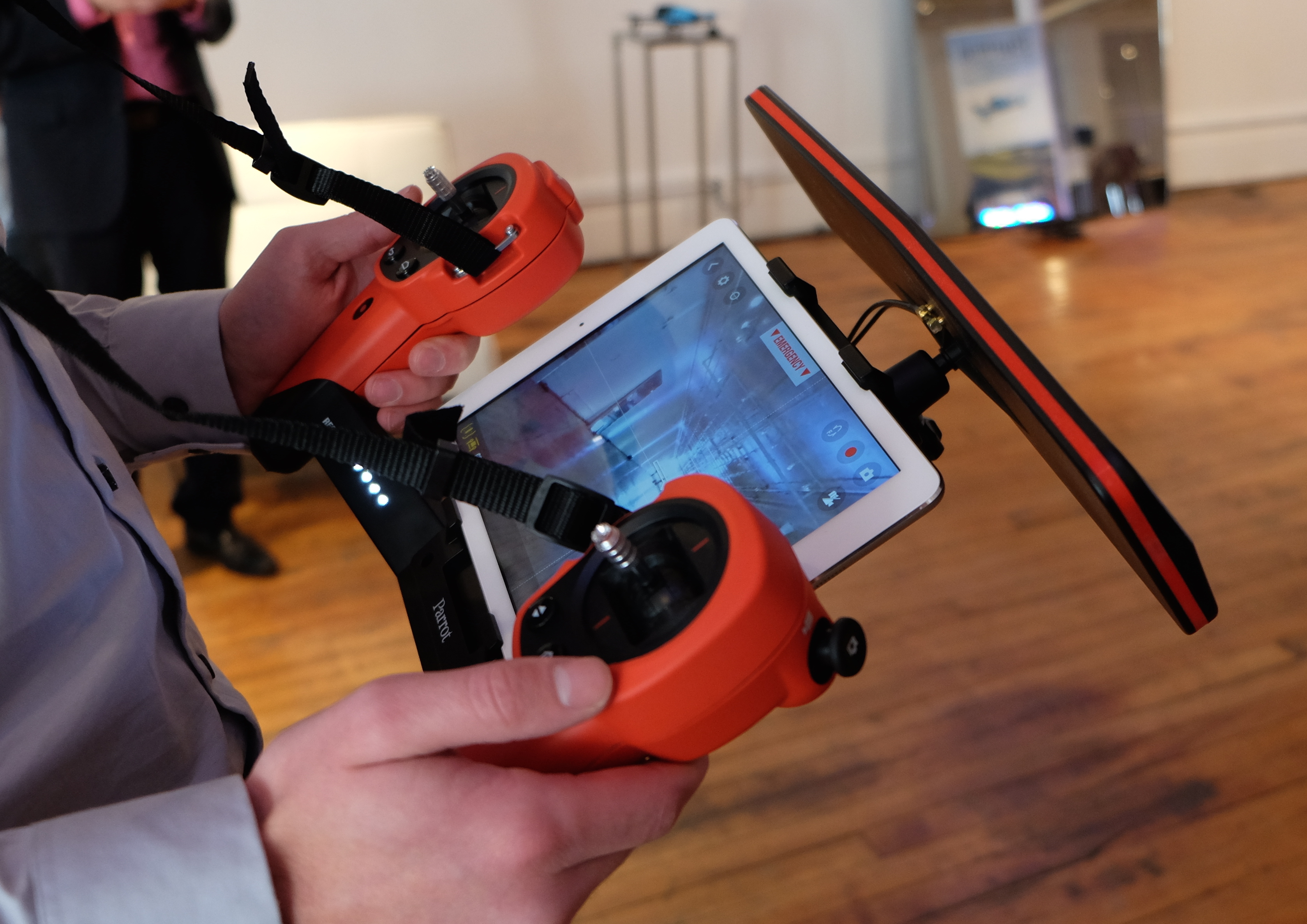 Hands-On with Parrot's Bebop Drone