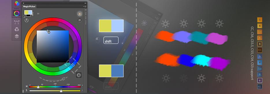 MagicPicker Color Plug-in Update Delivers More Artistic Control