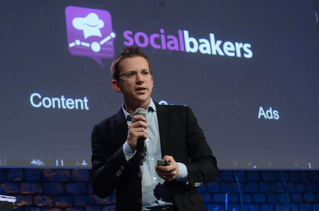 With 2,500+ clients and high growth, social analytics firm Socialbakers to consider going public
