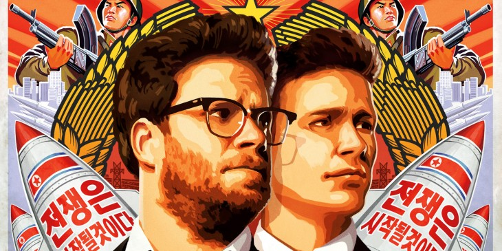 Sony will stream The Interview from today on YouTube, Play, XBox Video and its own site