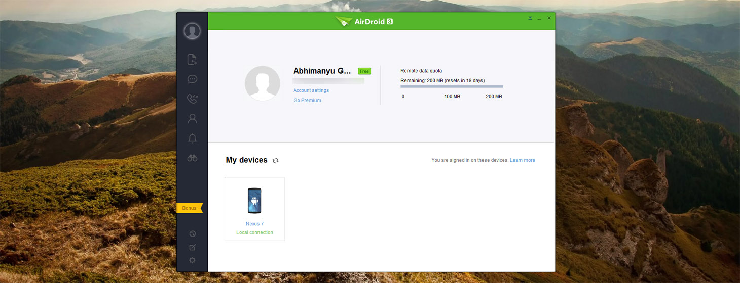 Control Your Android Device with AirDroid's New Desktop App