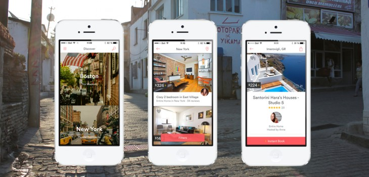 You can now make your friends help plan Airbnb trips, so