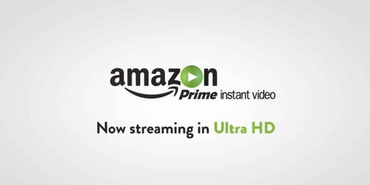 Amazon brings 4K streaming to its Instant Video shows and movies