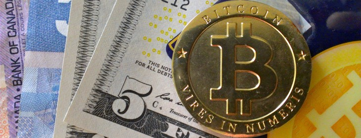 Bitcoin by zcopley on Flickr