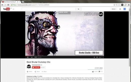 DF YouTube Chrome extension