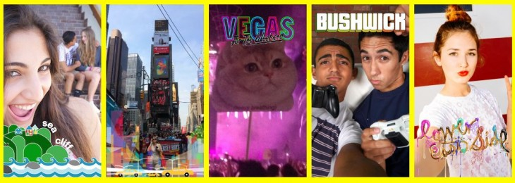 Snapchat now lets users and businesses create their own location-based geofilters