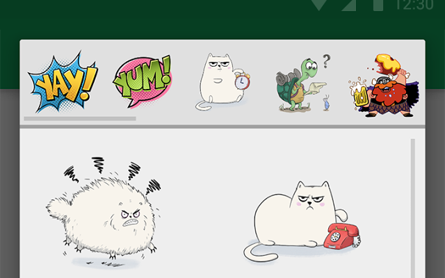 Google Hangouts for Android overhauled with new 'smart suggestions', stickers and more