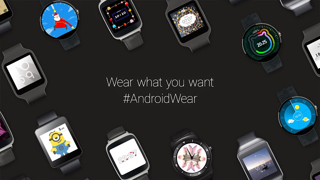 Google releases Watch Face API for Android Wear with a ton of new designs in tow